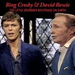 bowie and crosby xmas single
