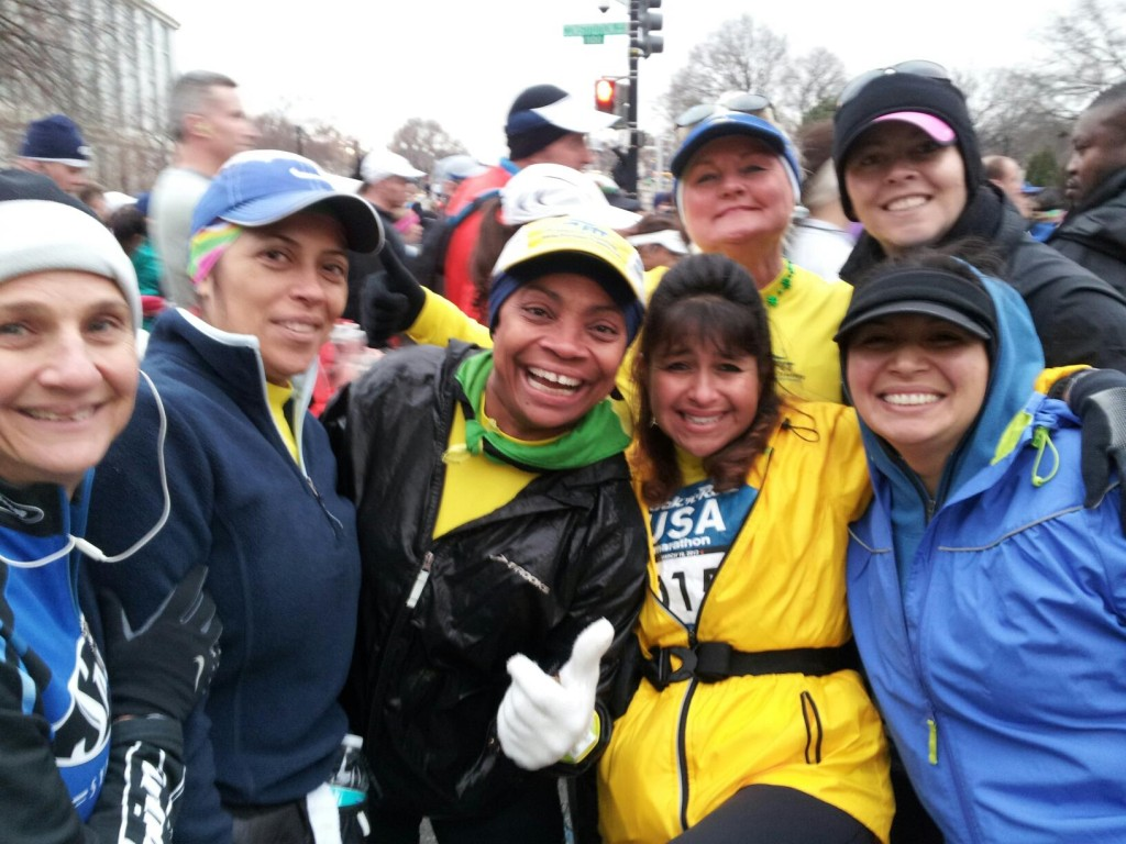 More of our Start Line Gang!