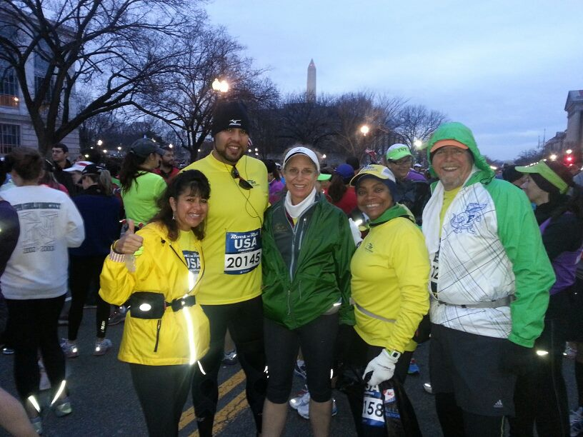 Part of our Start Line gang!