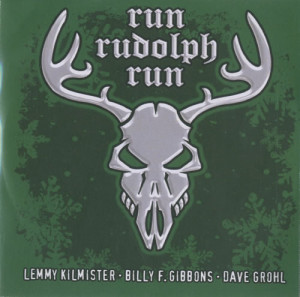 Lemmy, Grohl, Gibbons: Run Run Rudolph