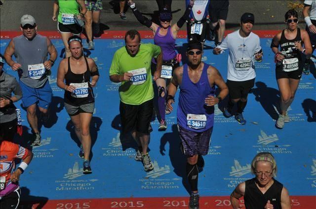 "Race Review: 2015 Bank of America Chicago Marathon (10/11/2015), or: ""You wanna be in the show? Come on baby, let's go…"""