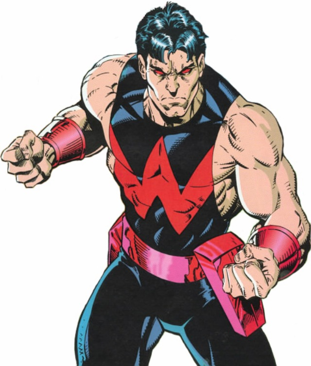There actually is a superhero called Wonder Man. But he's published by Marvel, and he's super lame...